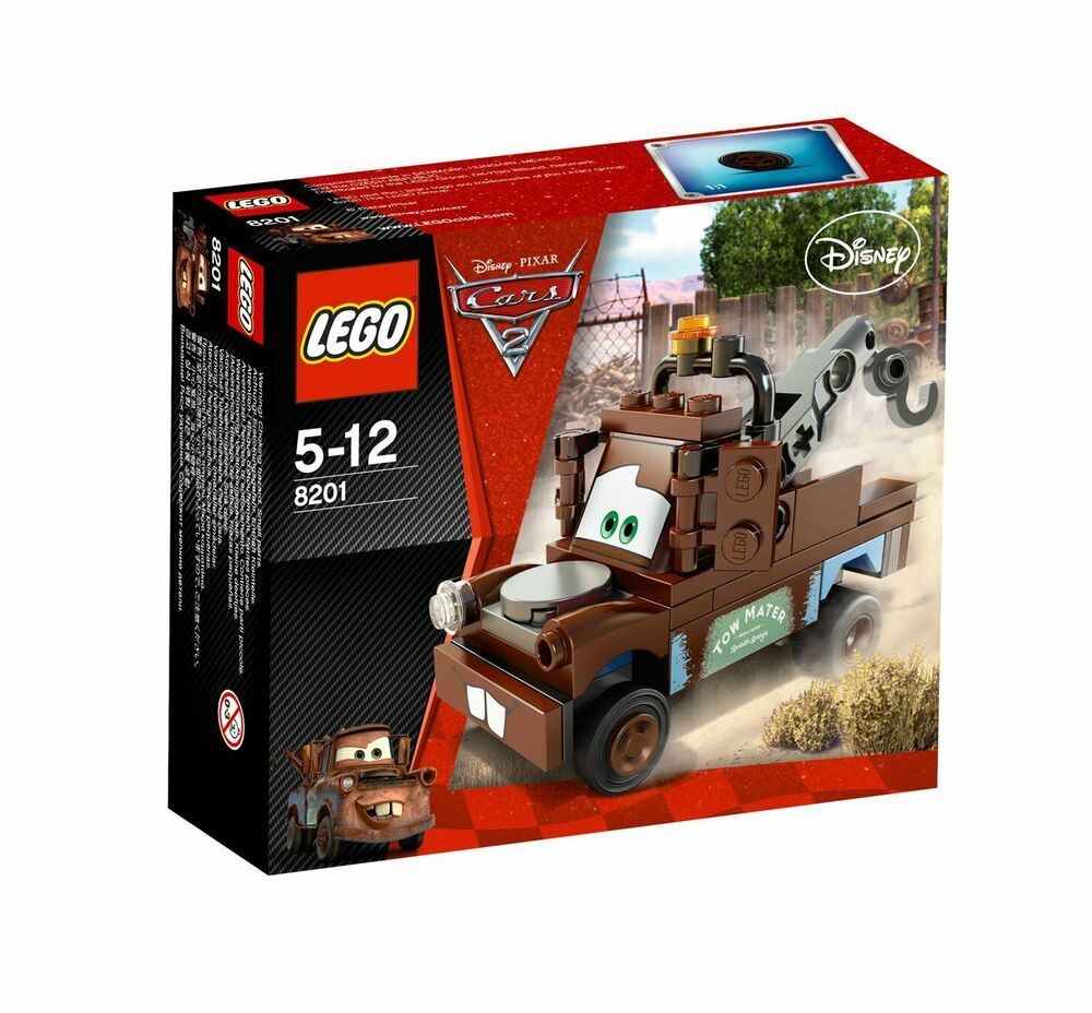 LEGO Cars 2 Radiator Springs Classic Mater (Lego 8201)
