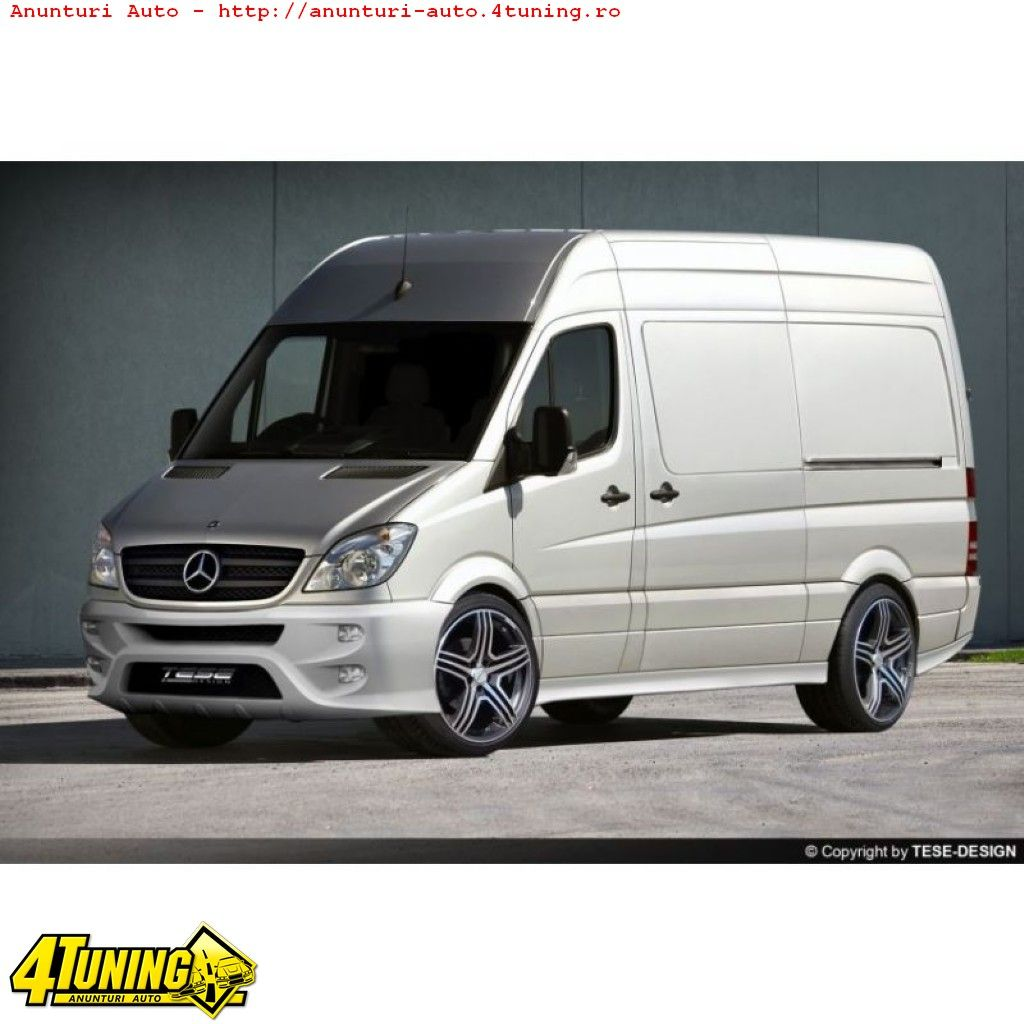 mercedes sprinter body kit 5 sprinter pinterest