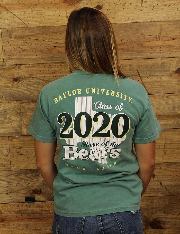 Baylor University's Class of 2020..we are ready for youth