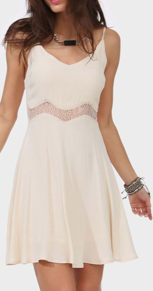 Hayden Lace Dress