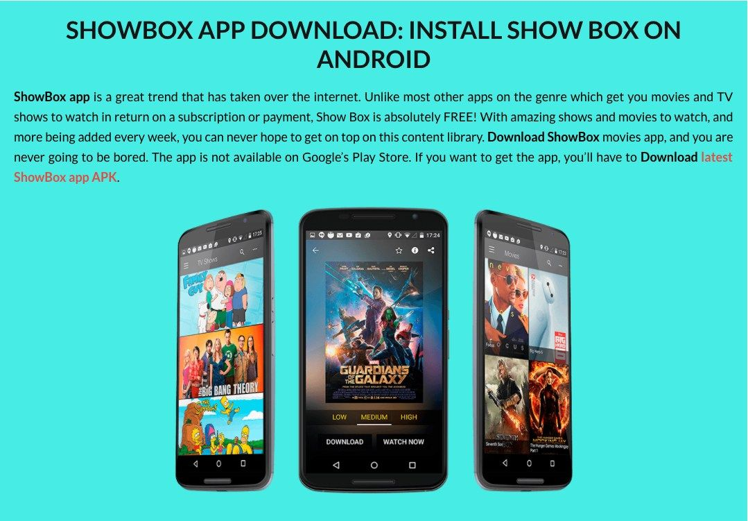 How To Use Showbox with Chromecast (With images