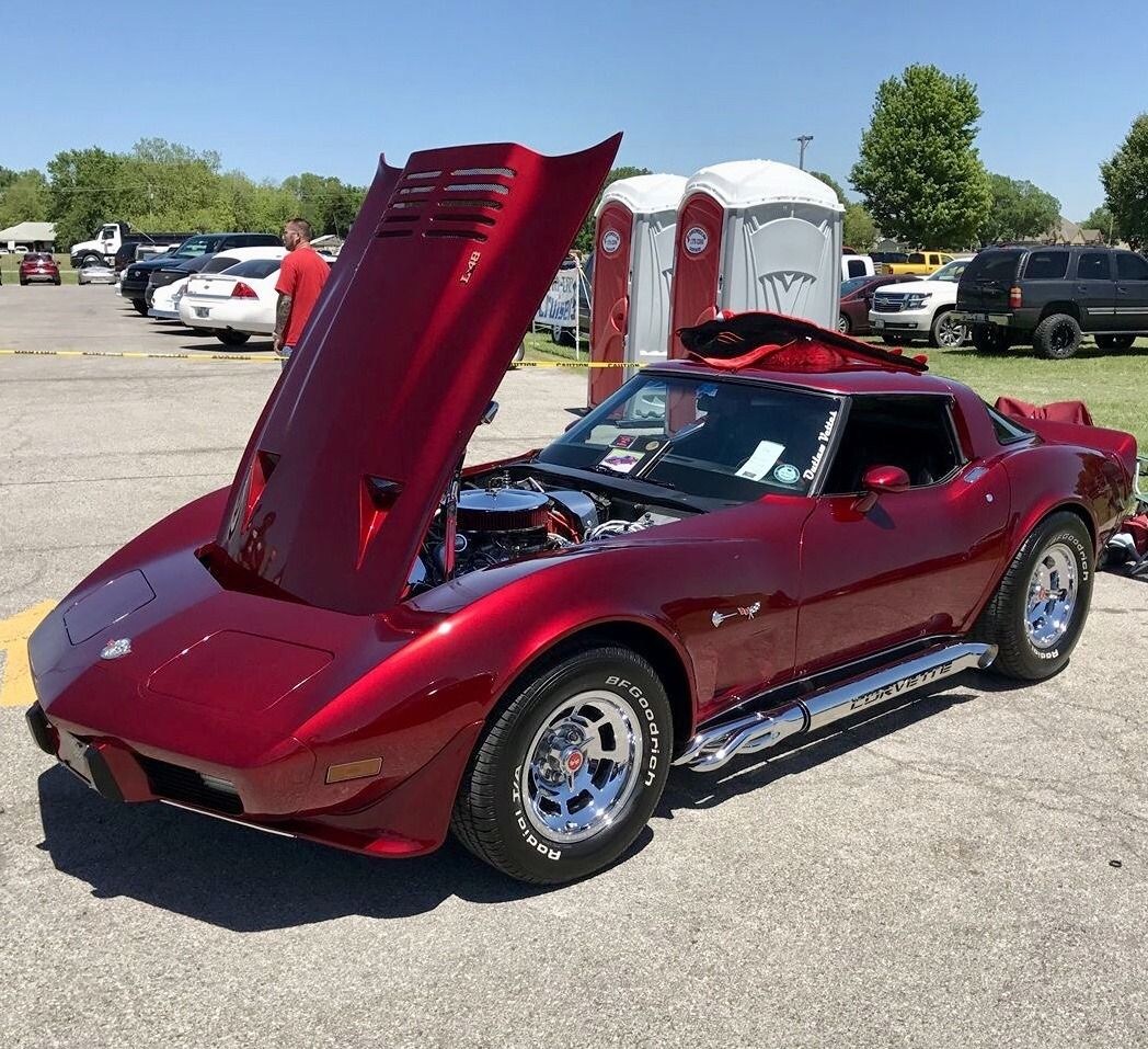 Corvette 3rd Generation Chevrolet Corvette Stingray Chevy Corvette Chevrolet Corvette