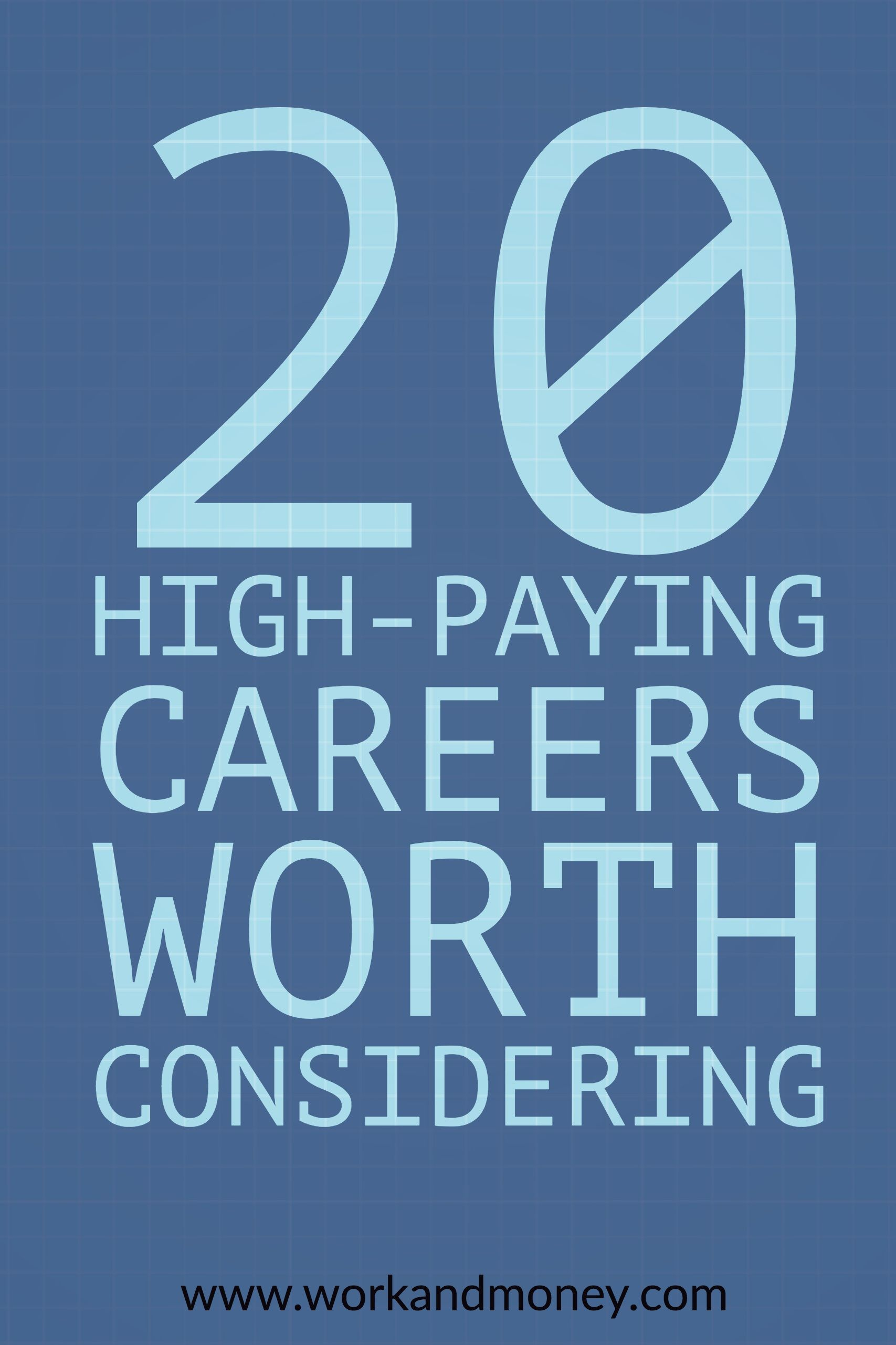 HighPaying Careers Worth Considering High paying