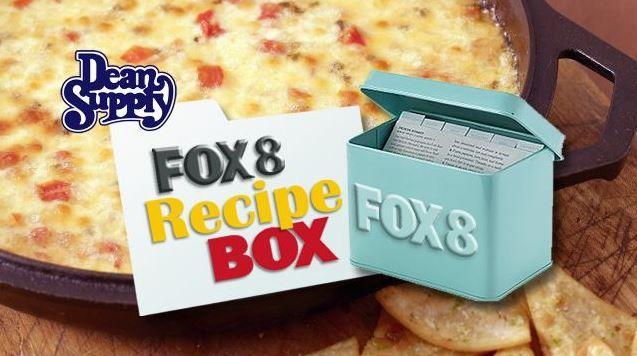 FOX 8 Recipe Box: Queso Fundido