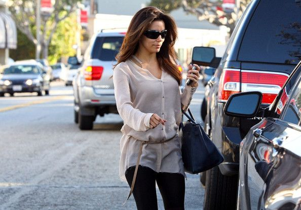 The Vogue, stylish and Sex Eva Longoria