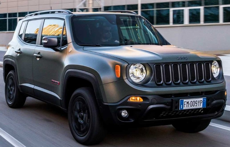 2020 Jeep Renegade Trailhawk Review Specs And Interior Mobil