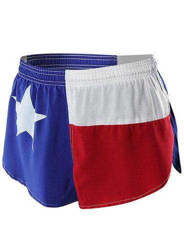 Boa Running Shorts Texas Flag Icantrunwithout Joysofrunning Running Shorts Men Texas Shorts Split Legs