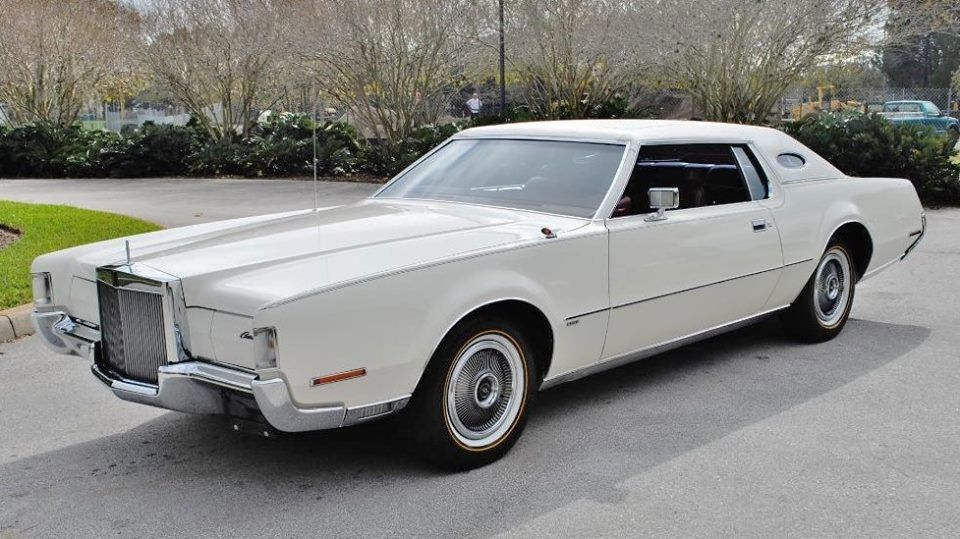 Attractive 1972 Lincoln Continental Mark IV Maintenance Of Old Vehicles: The Material  For New Cogs/