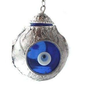 Sliver ball of Evil Eye