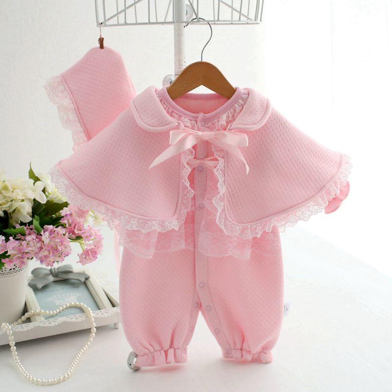 Newborn Baby Clothes 2017 New Infant Princess Formal Dress Ropa De