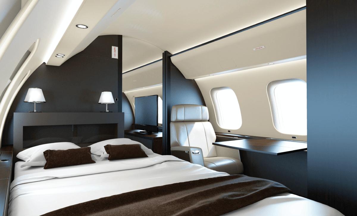 VistaJet's first Bombardier Global 7500 will enter service