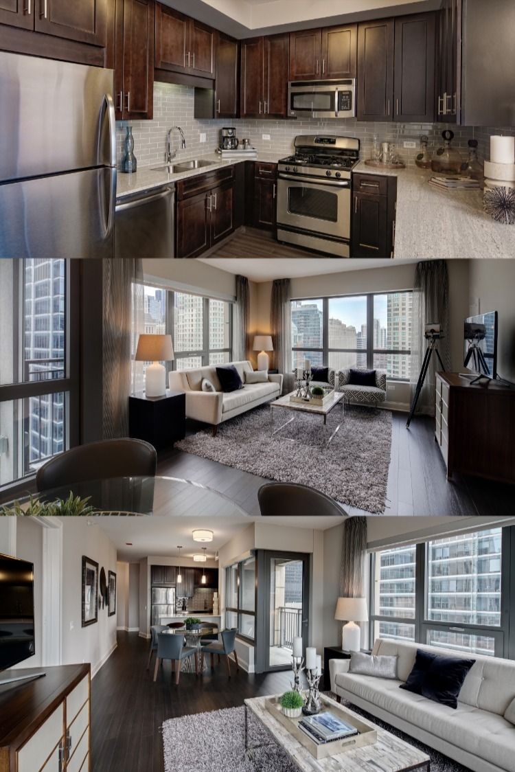 River North Chicago High Rise Apartments Downtown Apartment Chicago Apartment High Rise Apartments