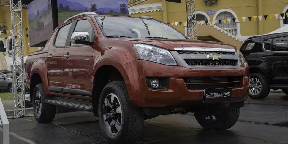 7 Caracteristicas Clave De La Nueva Chevrolet Dmax 2017