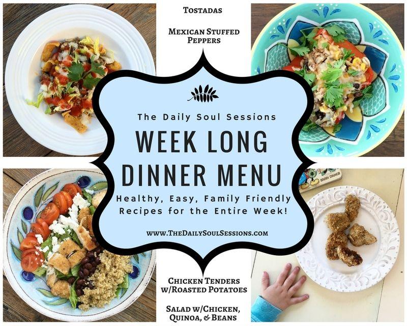 Hawaiian pita pizza recipe menu recipe menu and dinners get your free pdf of a week long dinner menu recipes grocery list click forumfinder Gallery
