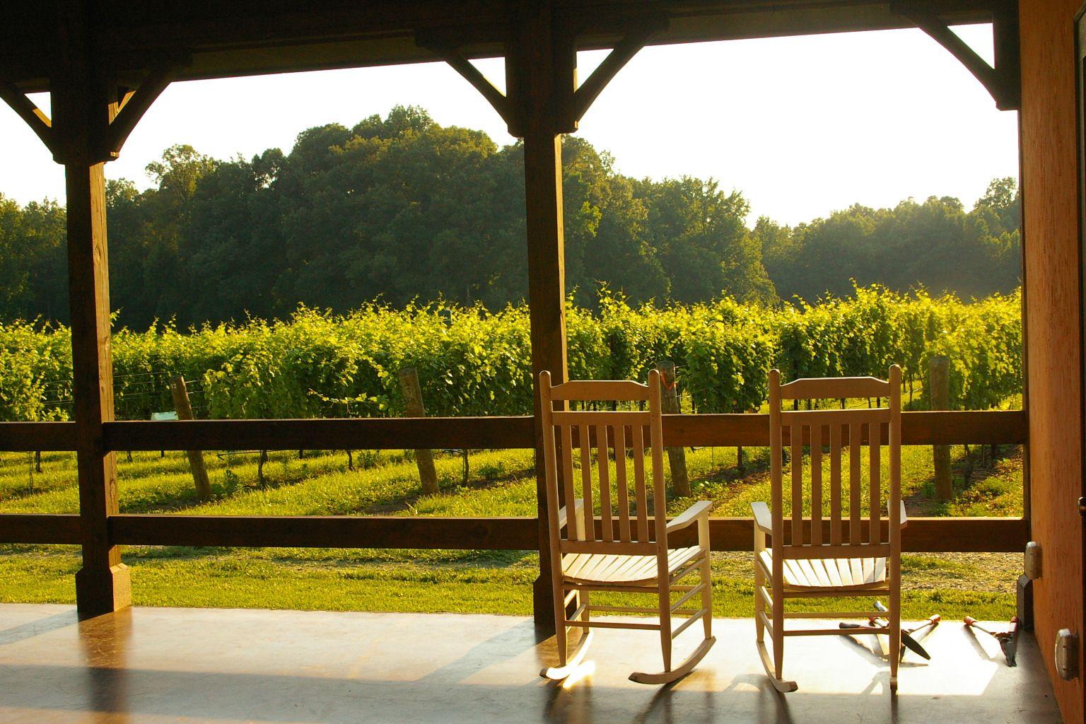 Yadkin Valley in North Carolina a miniNapa with