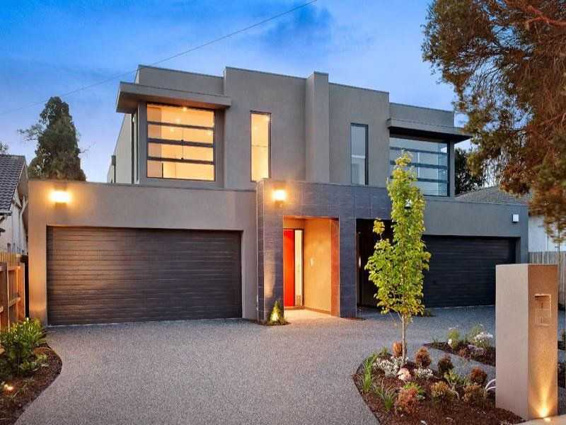 Photo of a house exterior design from a real Australian home - House Facade photo 1009764. Browse hundreds of facade designs from Australian homes on Home Ideas.