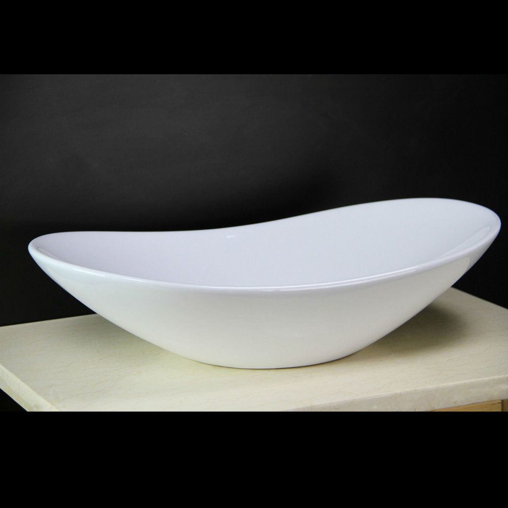 Bathroom Sinks Ebay basin sink bathroom countertop bowl ceramic art cloakroom corner