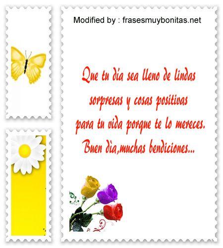 frases de buenos dias para compartir,mensajes bonitos de buenos dias: http:/