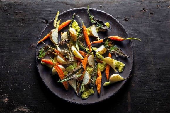 The Secret Ingredient You Should Add to Roasted Vegetables