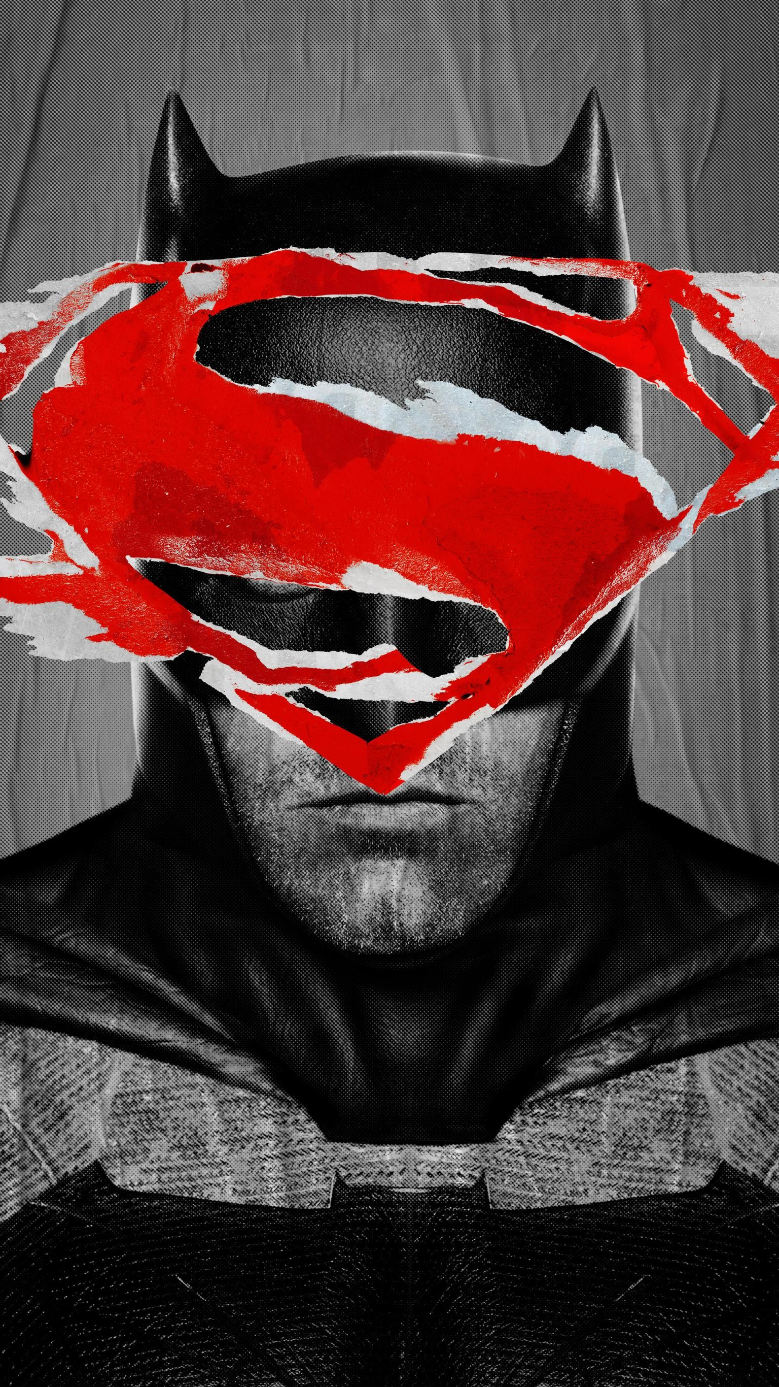 Batman V Superman Dawn Of Justice 2016 Phone Wallpaper Moviemania In 2021 Batman Vs Superman Poster Batman V Superman Poster Batman Vs Superman