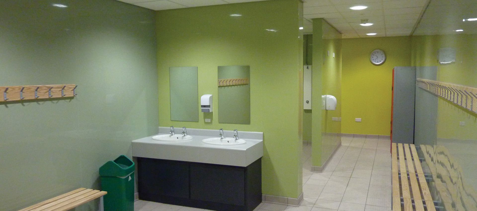 Hygienic Wall Cladding Wall Cladding Shower Wall Panels Pvc Cladding