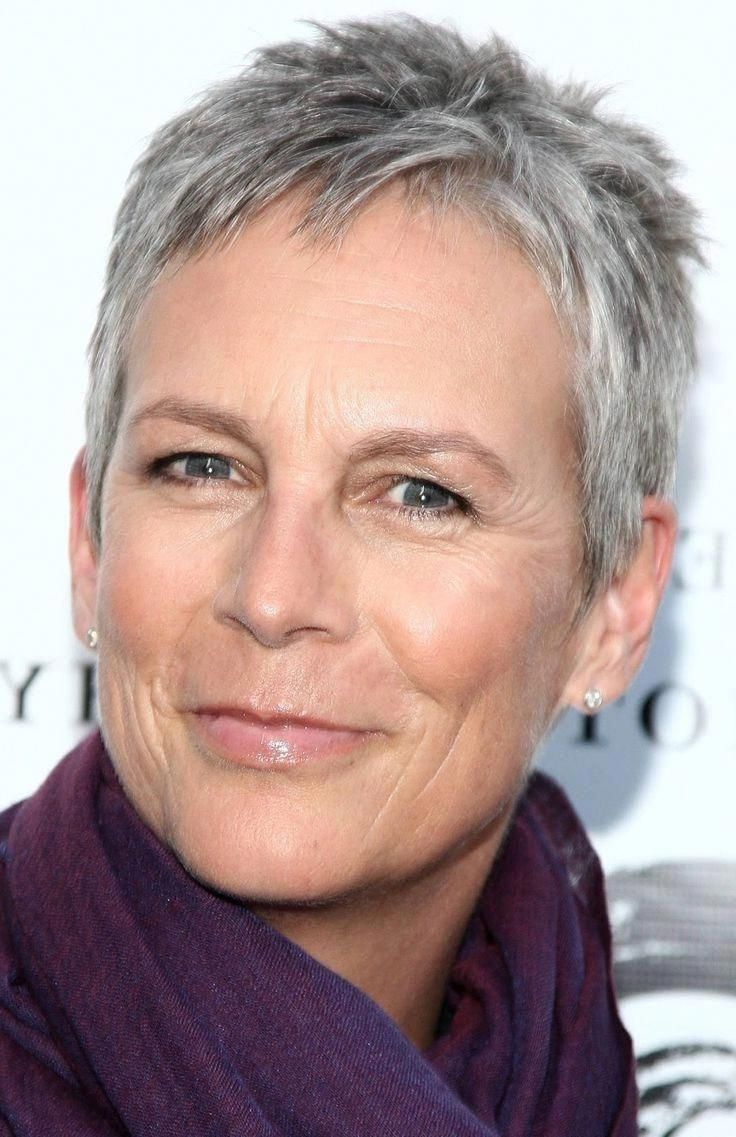 short hairstyles over 50 pictures