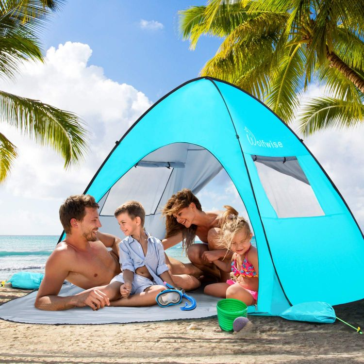Pin On The 13 Best Beach Tent Reviews In 2020