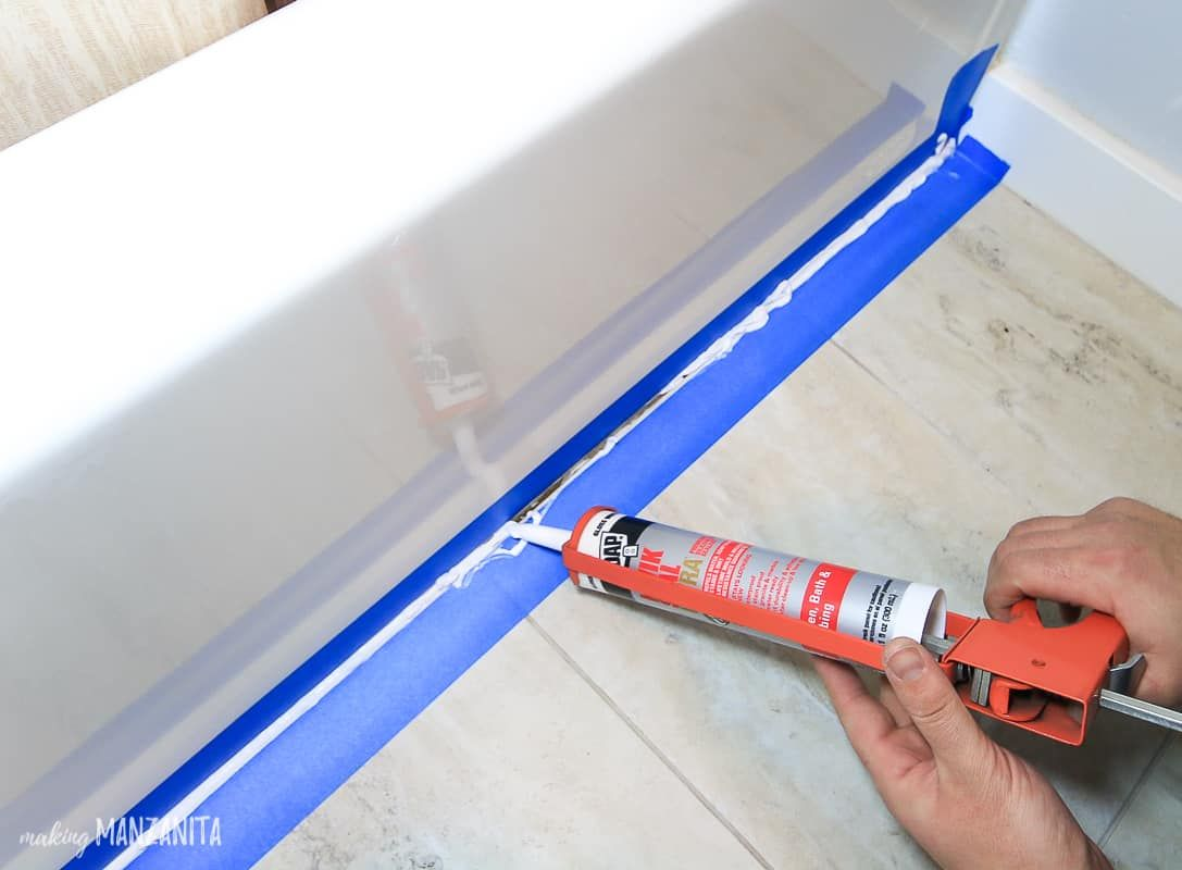 How To Recaulk A Bathtub Diy Refinishing Hardwood Floors