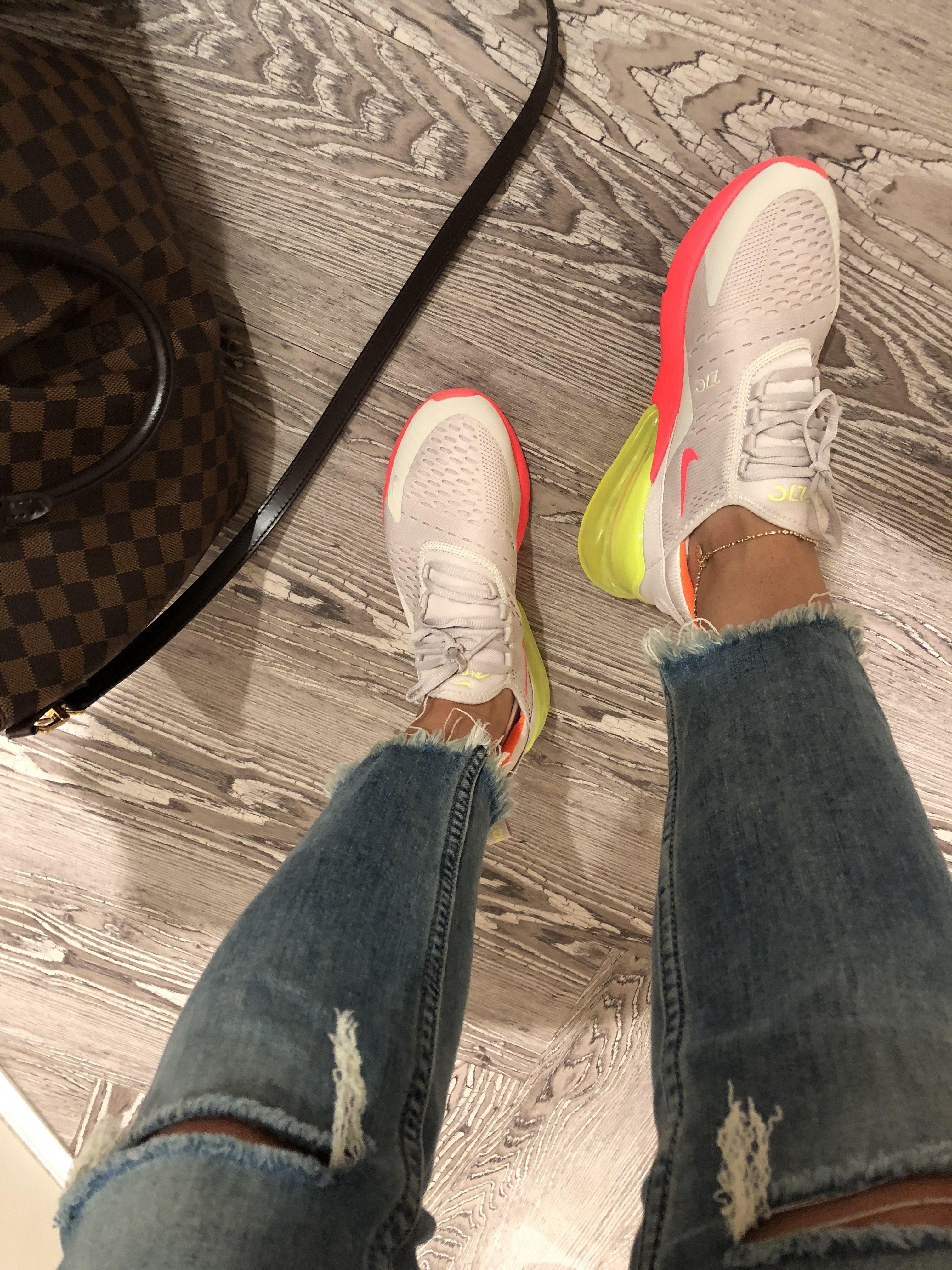 Nike AIR MAX 270 Nairobi | Nairobi Garcia YOUTUBE