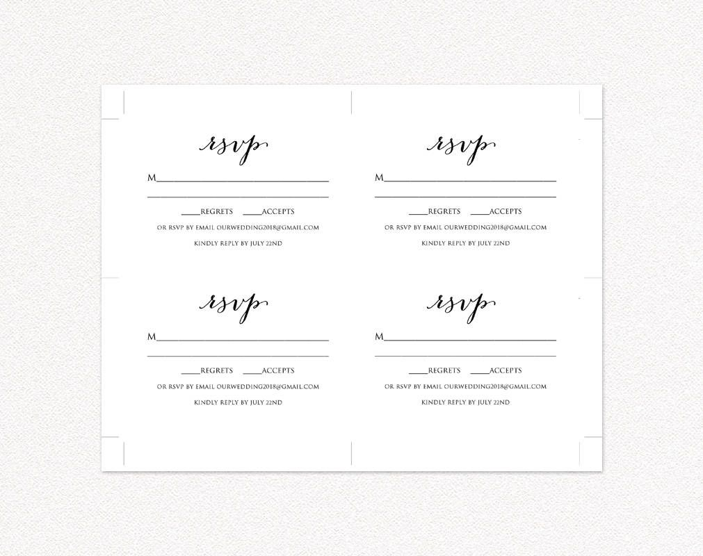 Wedding Rsvp Card Template Wedding Templates And Printables Throughout Free Printable Wed Rsvp Wedding Cards Free Wedding Printables Free Place Card Template
