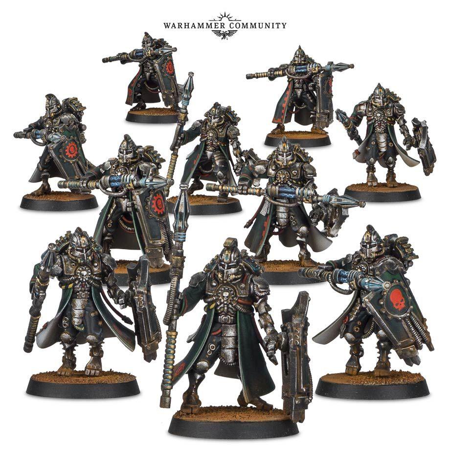 New Adeptus Mechanicus Rules, By Popular Demand - Warhammer