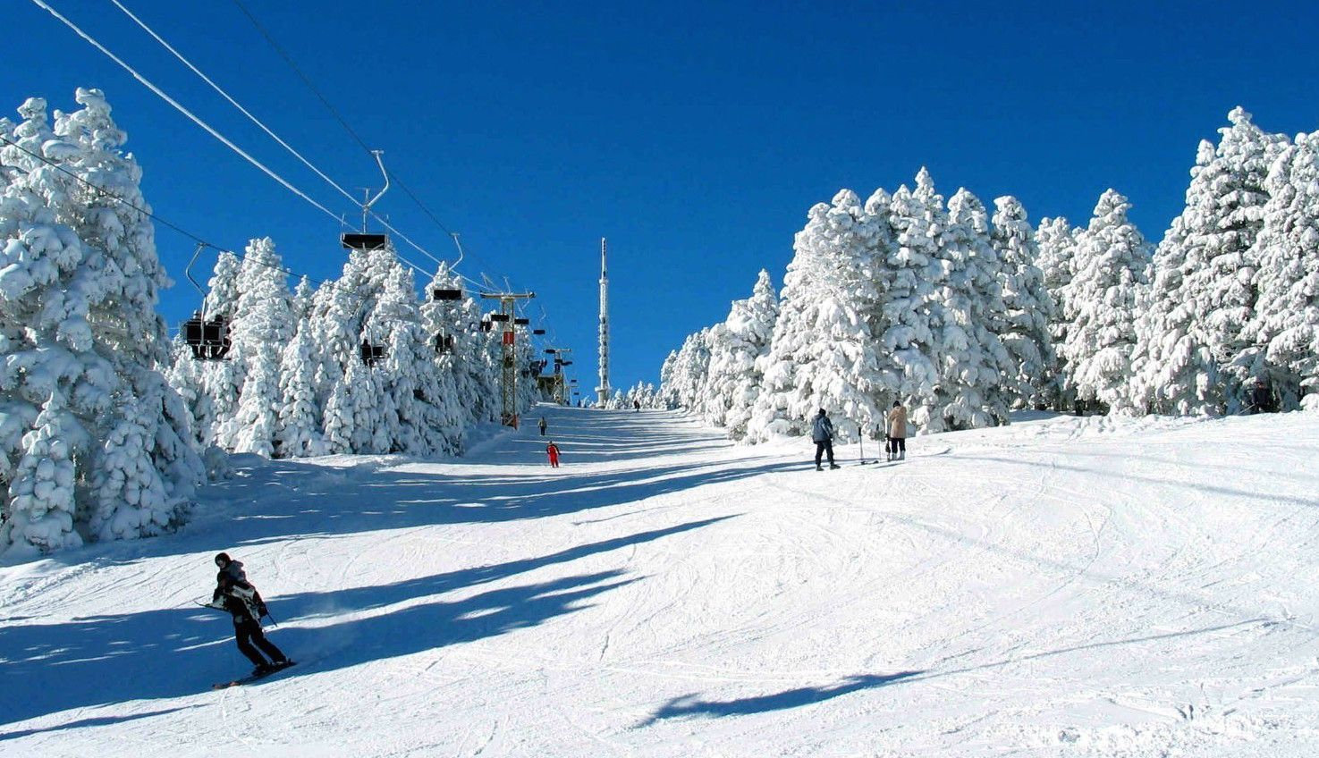 best places to visit in turkey   turkey's landscapes   skiing