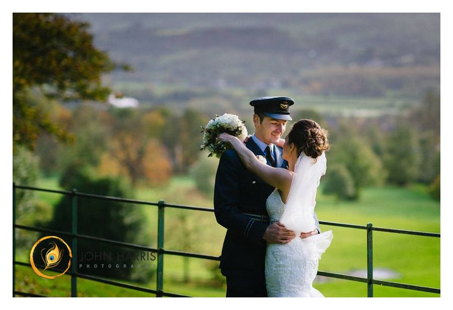 Fran and Richard's Wedding – Stancliffe Hall Derbyshire