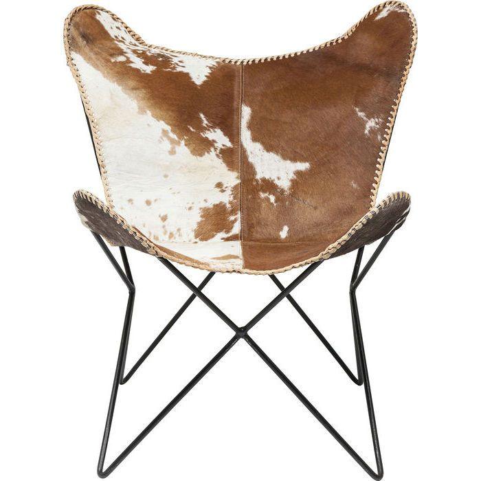 Armchair Butterfly Fur Kare Design Butterfly Chair