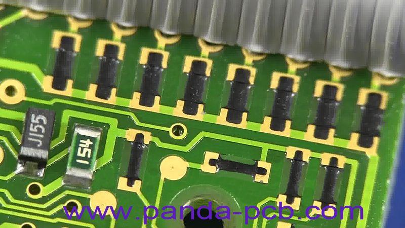 Enjoyable Thick Film Resistors Pcb Or Calls Printed Resistors Pcb Or Printed Wiring Cloud Strefoxcilixyz