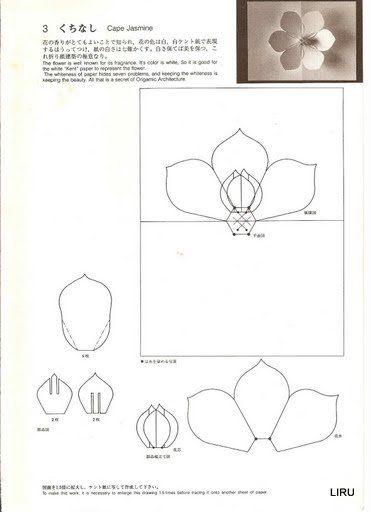 kirigami - liru_origami - Picasa ウェブ アルバム pop up card