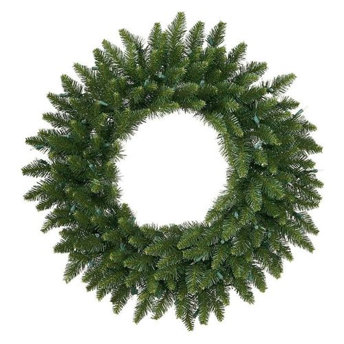 20 in. Christmas Holiday Unlit Wreath Christmas holidays
