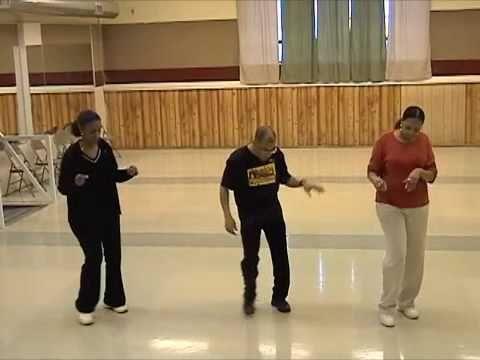 Line dance: zydeco bounce youtube.