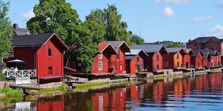 Porvoo, Uusimaa, Finland