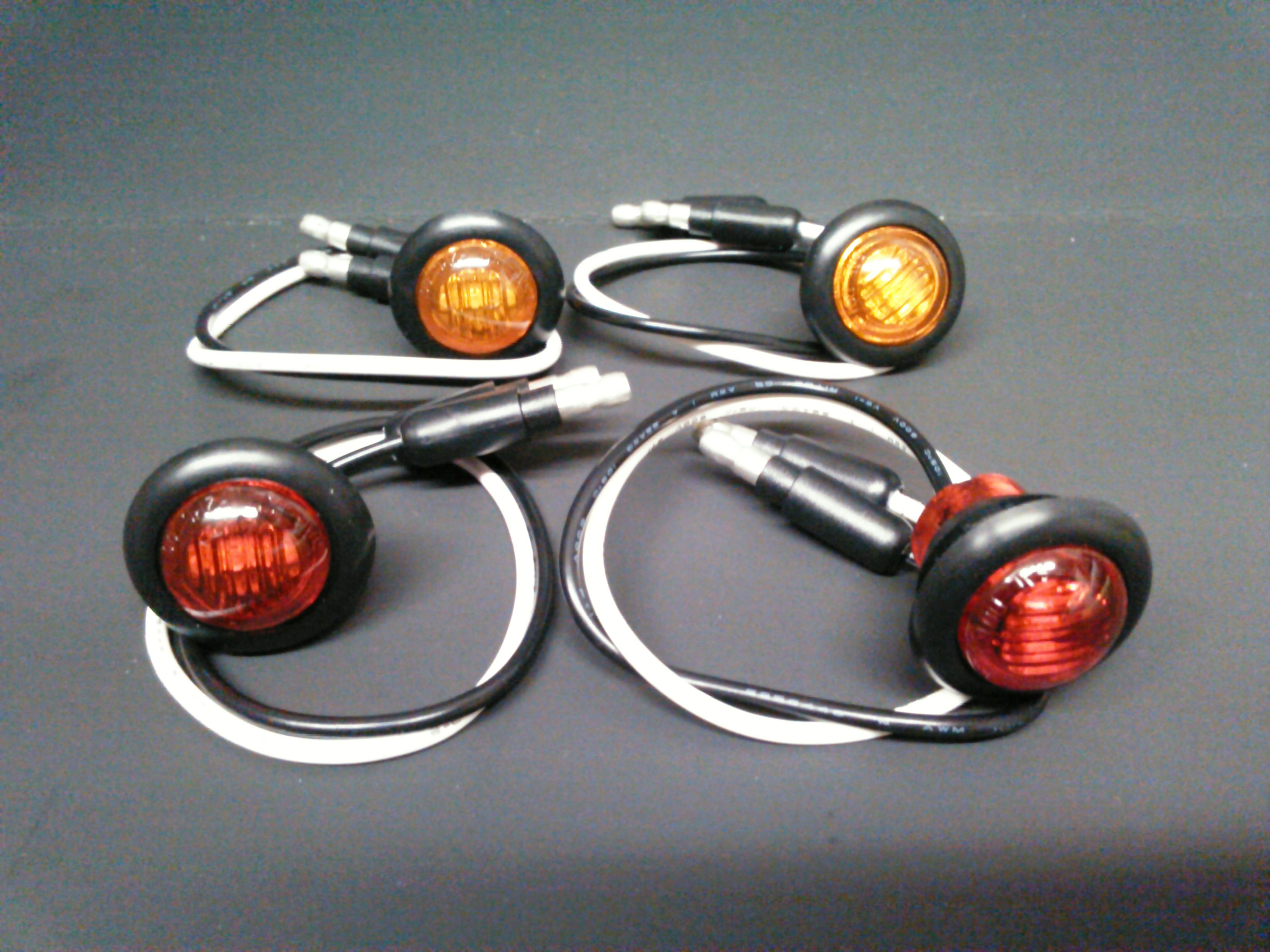 LED Turn Signal Lights for your SXS, UTV, ATV. Wiring diagrams for the