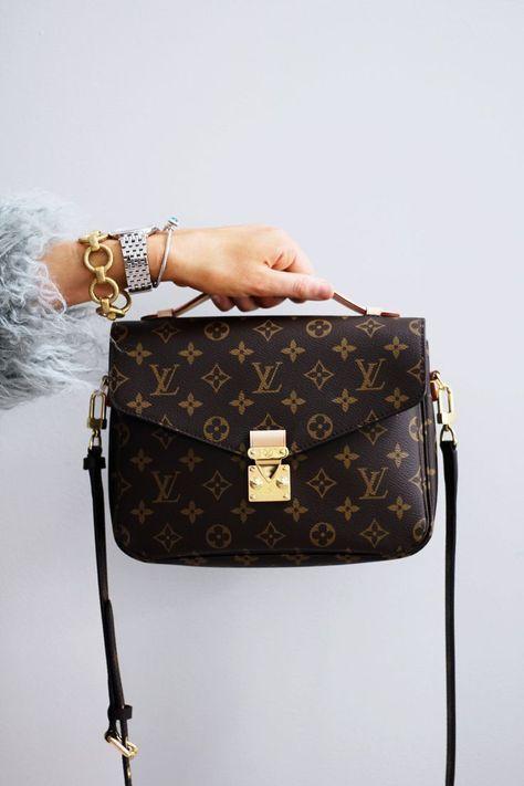 LV Monogram Pochette Metis Bags