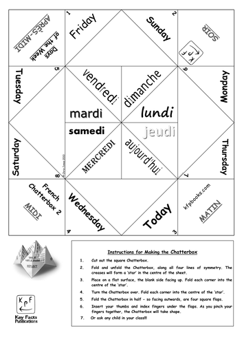 Chatterbox Template In French Google Search