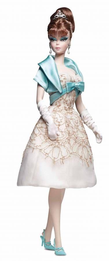 Party Dress Barbie | Barbie Silkstone various | Pinterest | Barbie ...