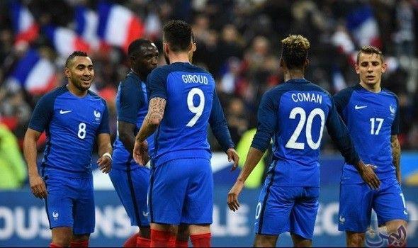 فرنسا تتصدر المركز 7 في تصنيف الاتحاد الدولي لكرة القدم Going To The Gym Sports Jersey Sports