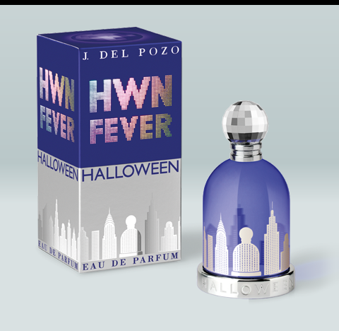 Jesús Del Pozo Halloween Perfumes en miniatura