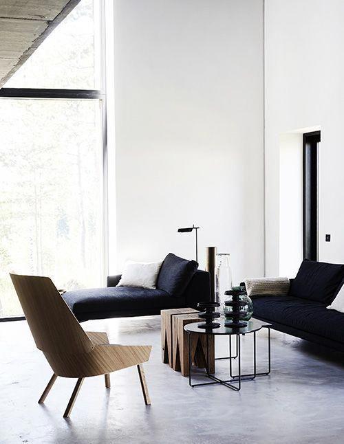Eugene lounge chair ec backenzahn stools tables  st  loveinteriorplanning cool also rh pinterest