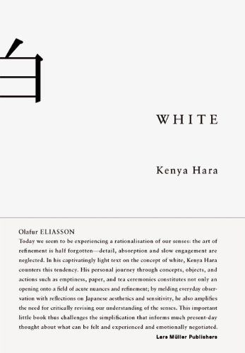 White by kenya hara books also designer fund designerfund on pinterest rh