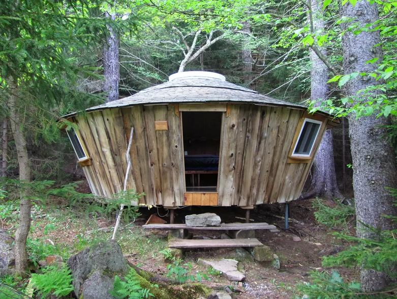 rent tiny house. the cutest tiny house rentals in every single state rent