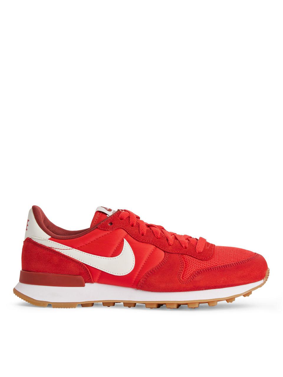 Nike Internationalist - Red - Shoes - ARKET   Nike ...