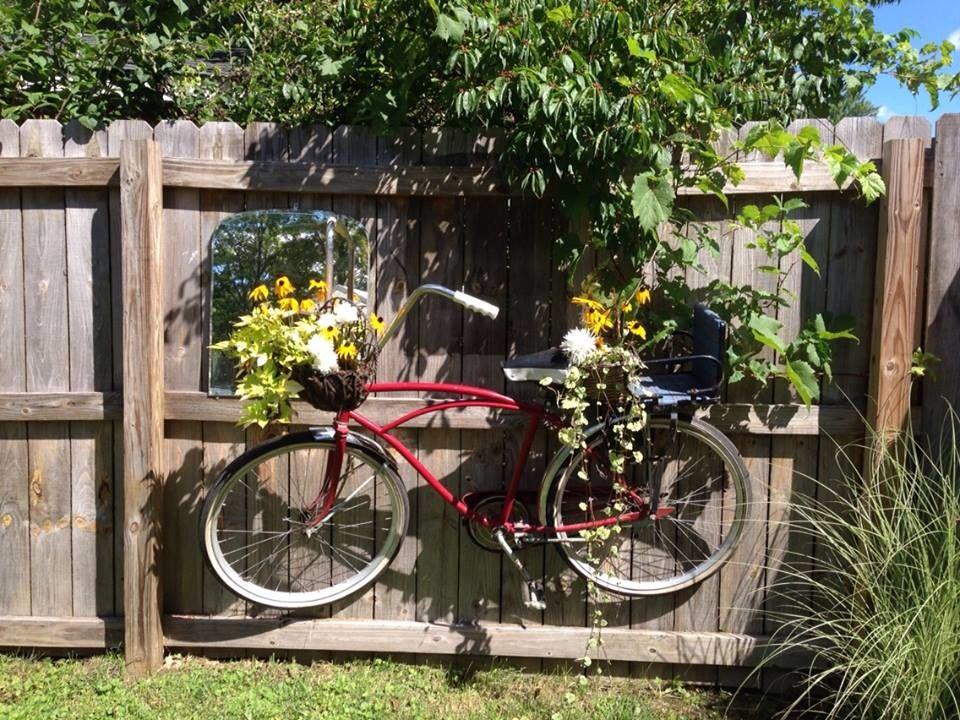 Flowering bike
